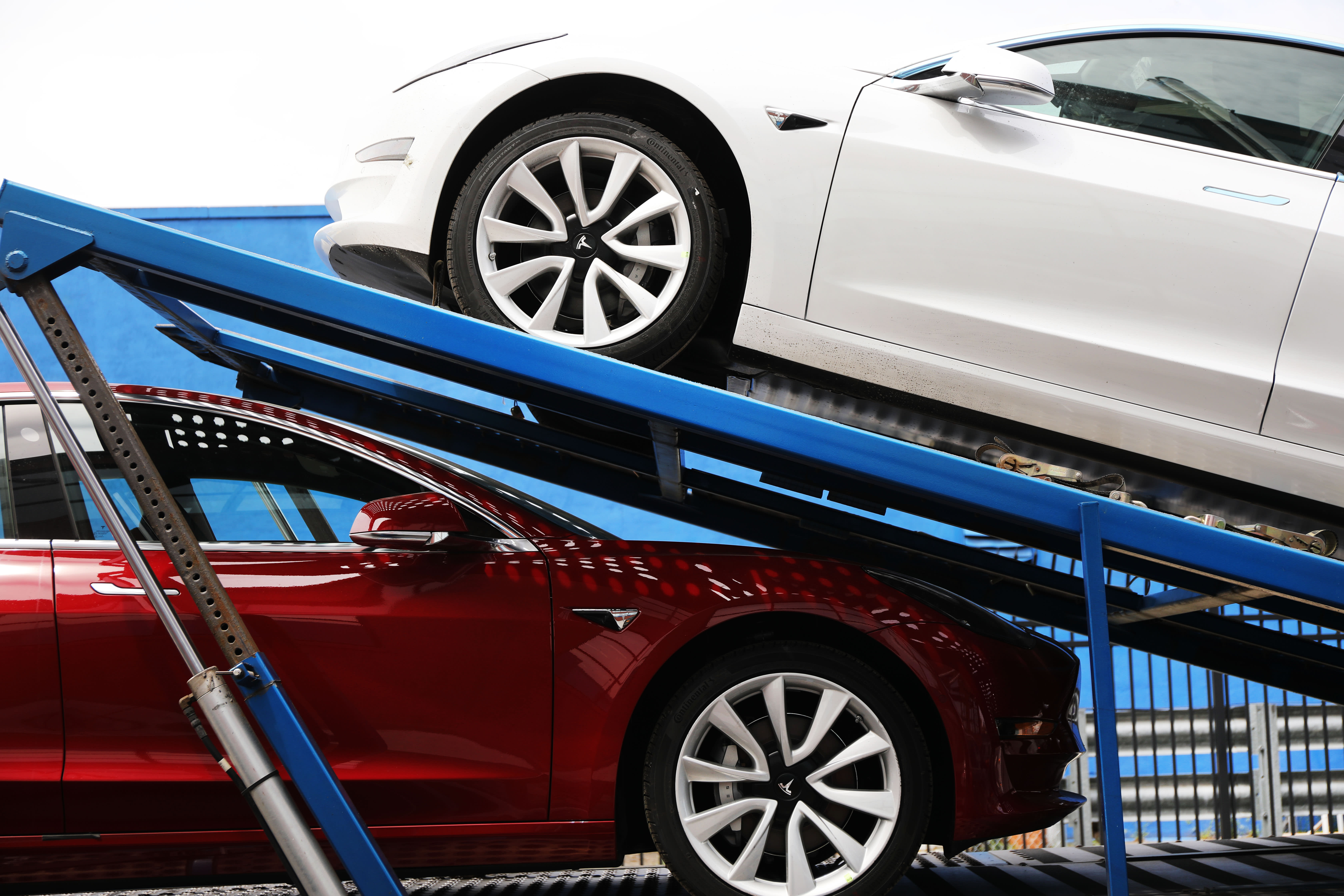 Watch out below as Tesla breaks key support, MKM analyst says