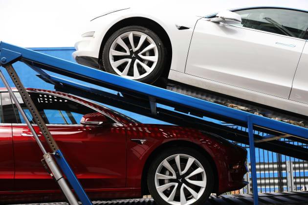 GP: Tesla Posts Large Quarterly Loss