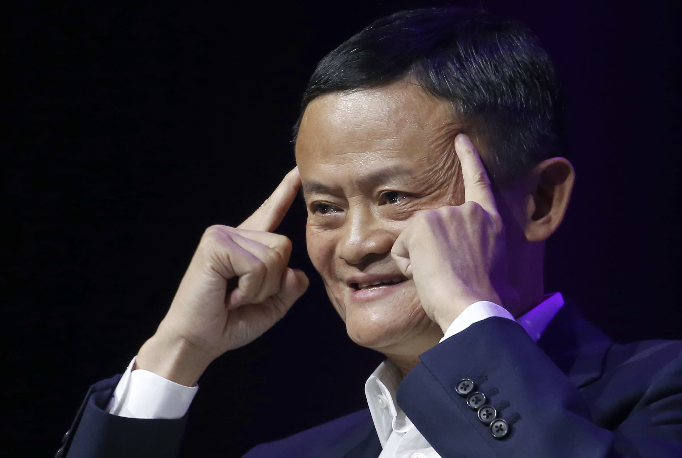 Alibaba billionaire Jack Ma: I know nothing about tech or marketing