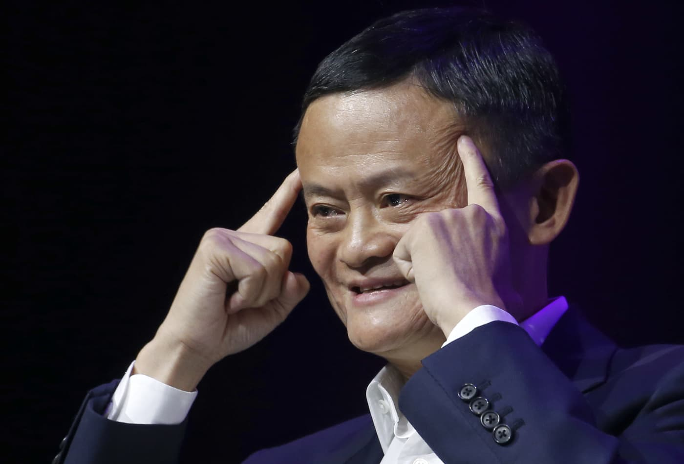 Jack Ma focuses on his sleep routine to cope with stress