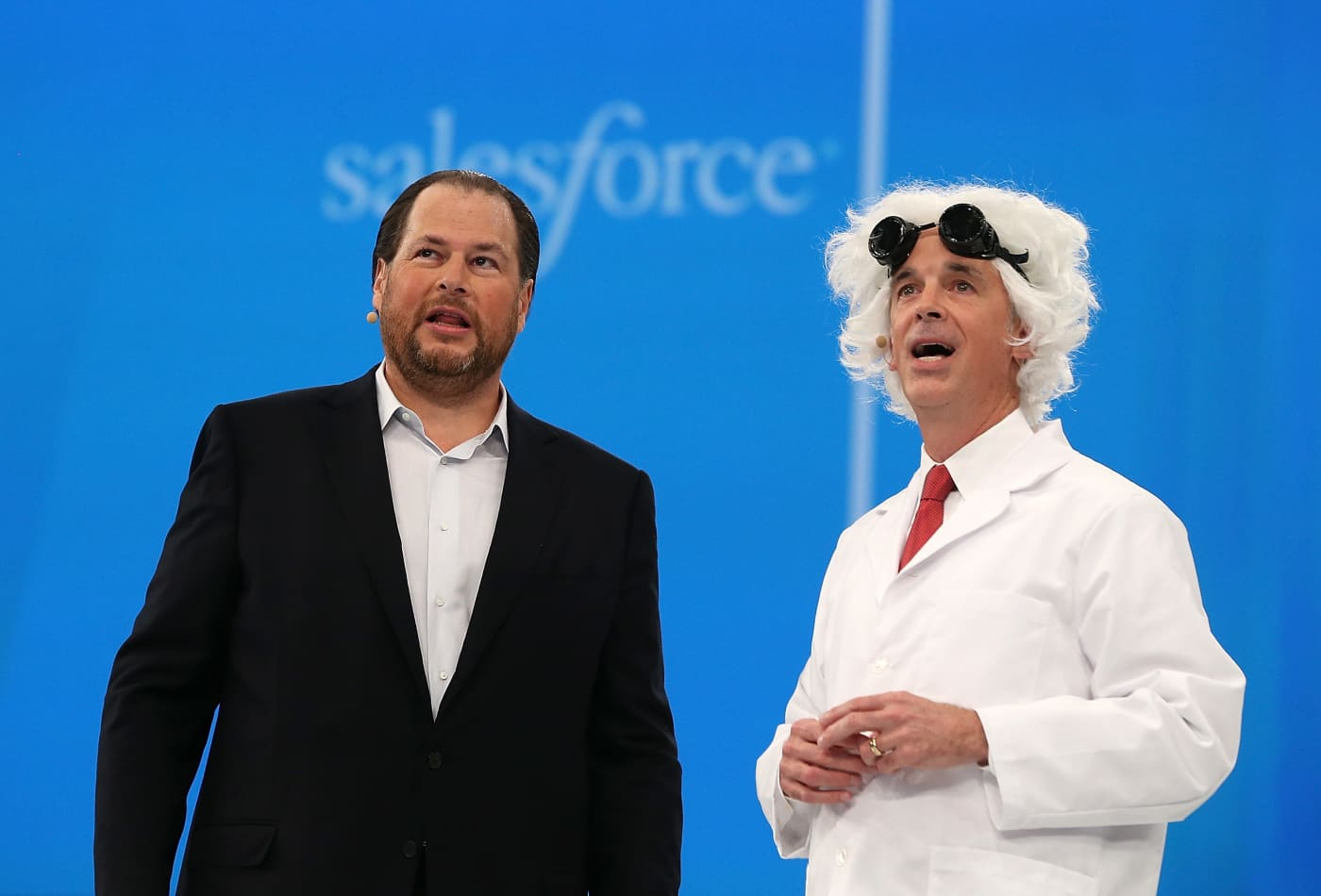 Salesforce says a 'major issue' with its cloud service results in outage for some customers