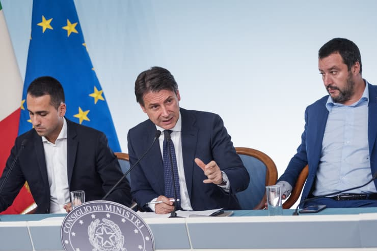 Premium: Italy Daily Politics