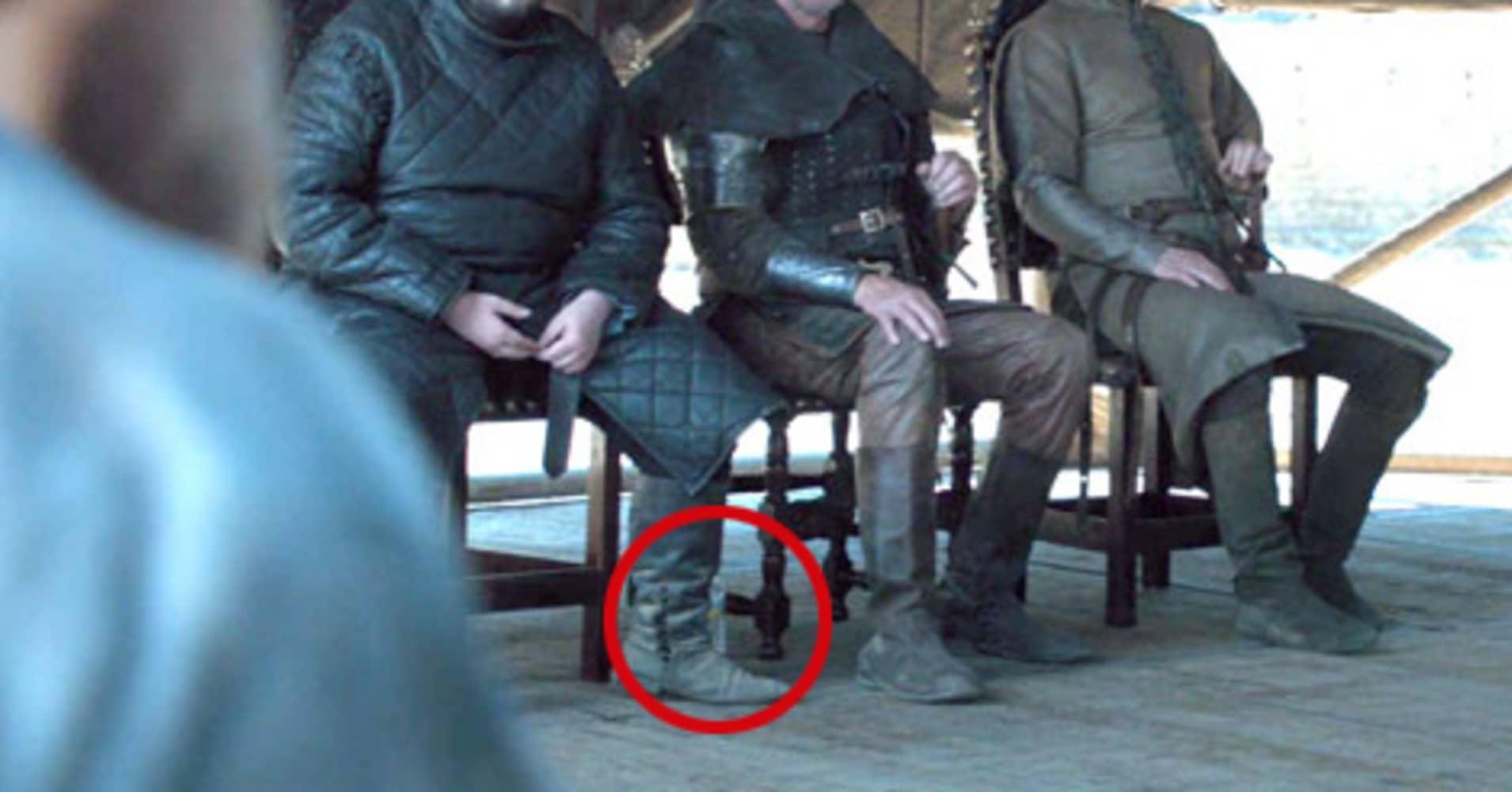 Game of Thrones' finale left water bottles in key scene