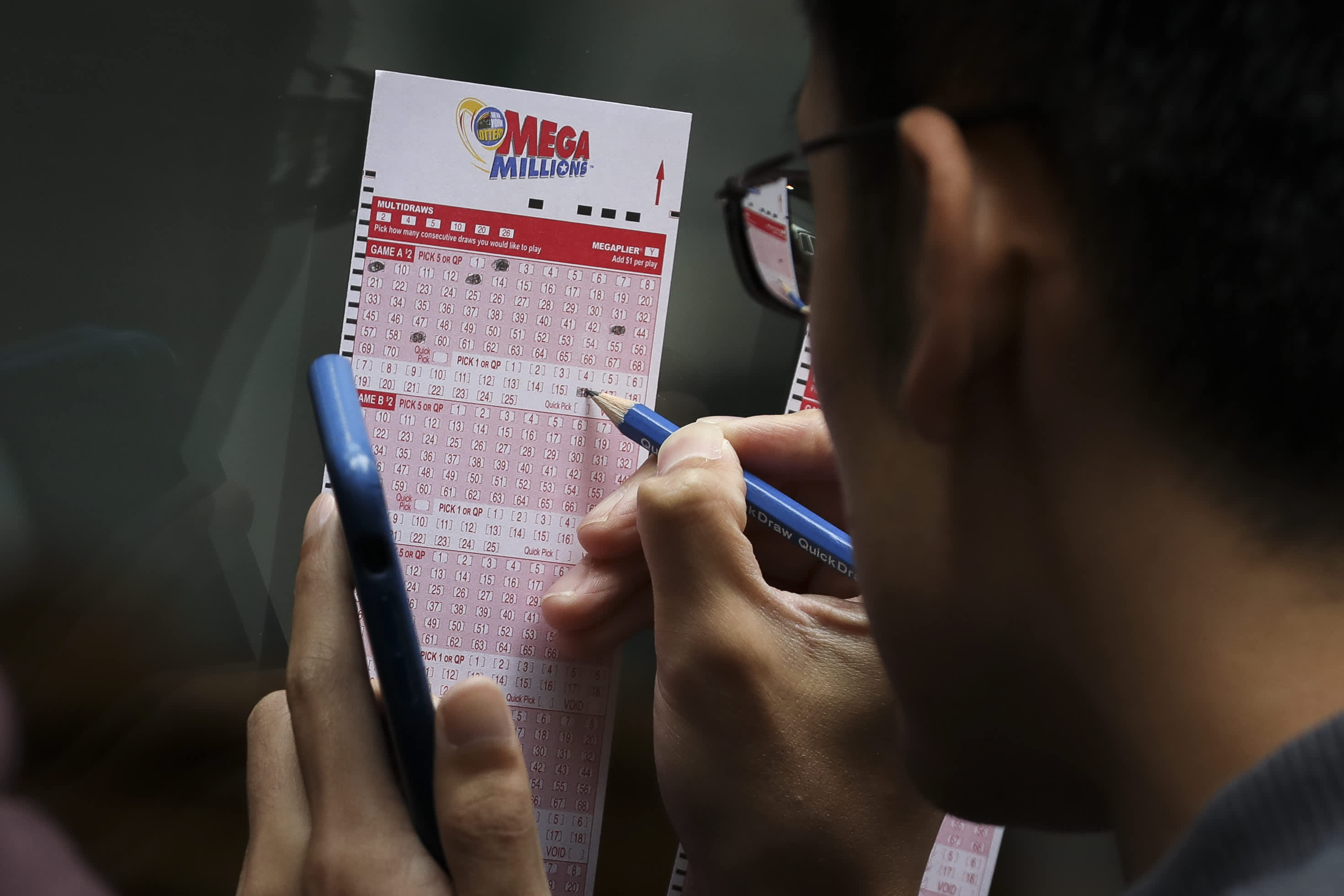 That $367 million Mega Millions jackpot comes with big tax bite