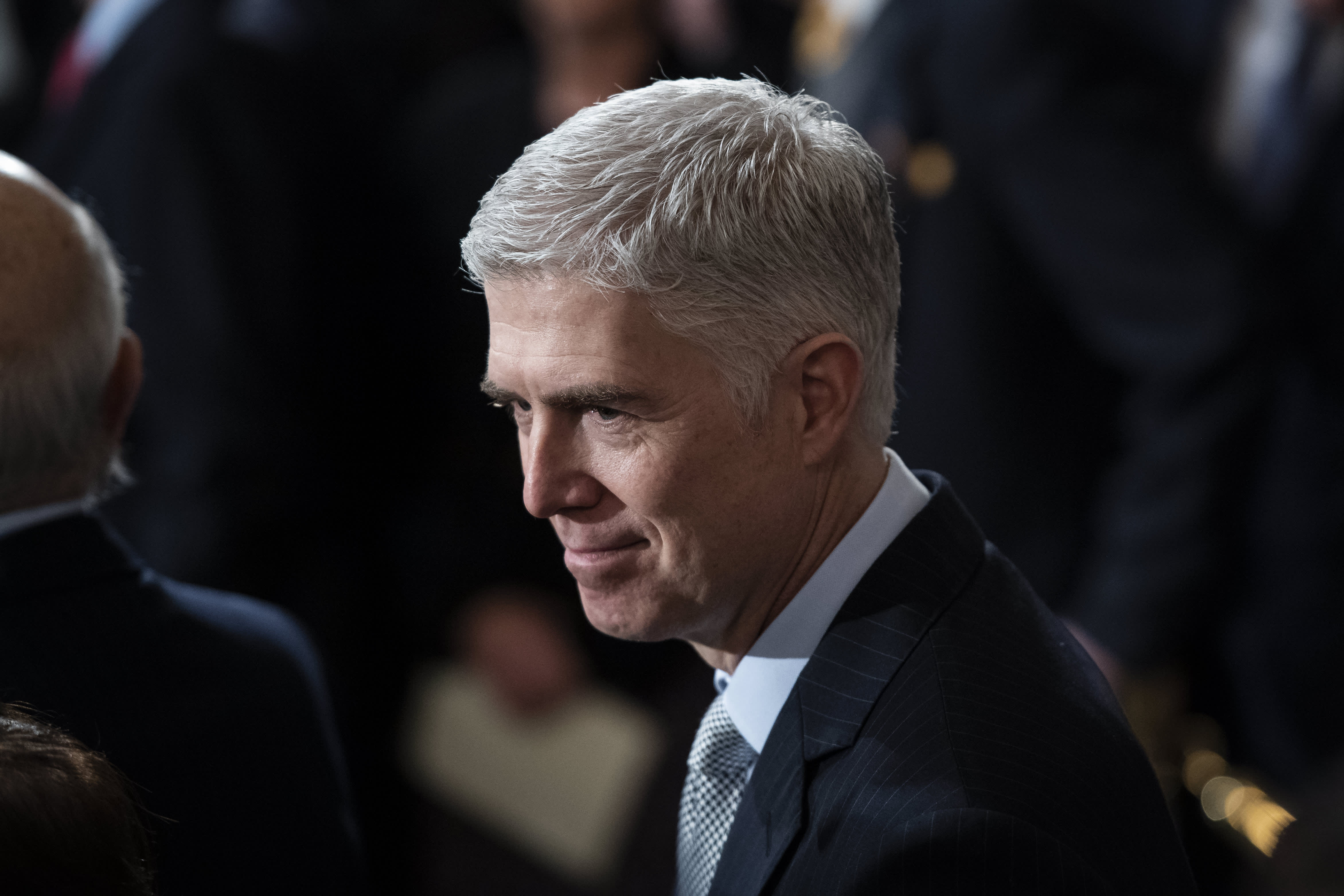 Supreme Court Justice Neil Gorsuch emerges as decisive vote in favor of Native American treaty rights