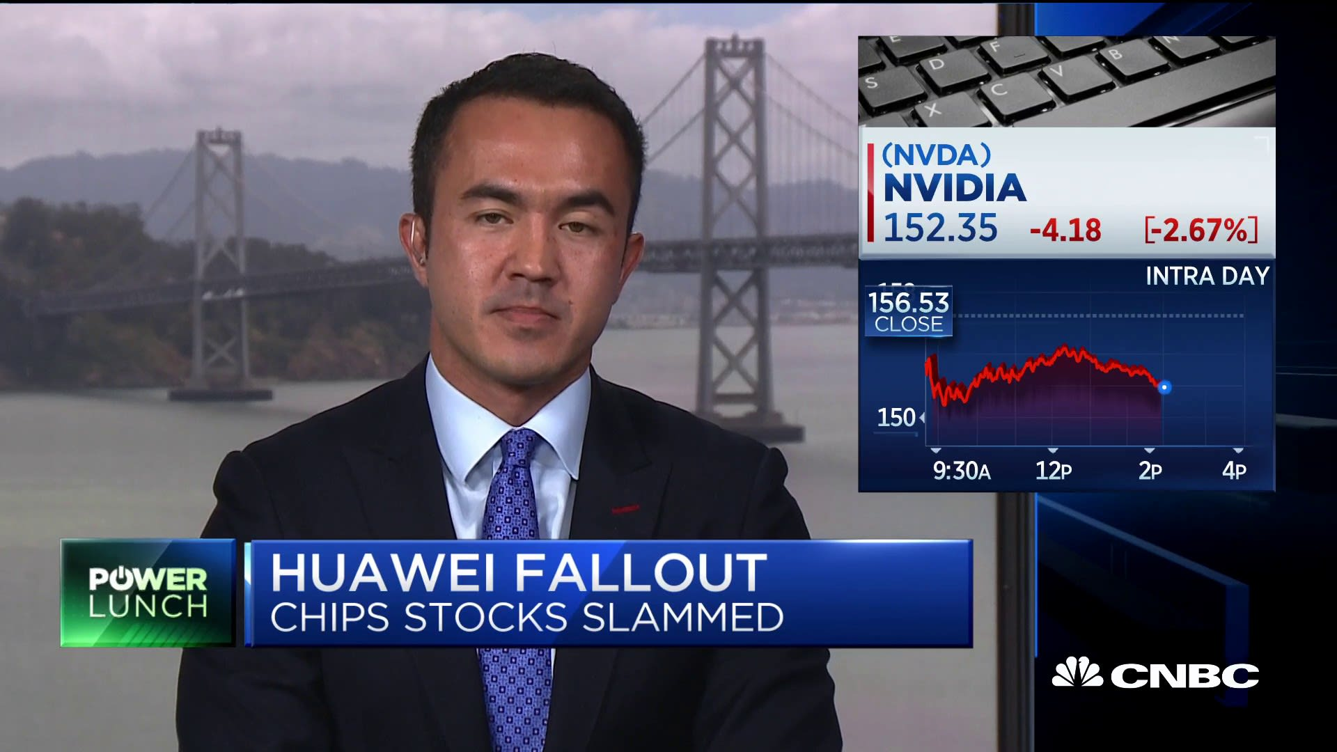 Here are three chip stocks to invest in amid Huawei fallout: Analyst