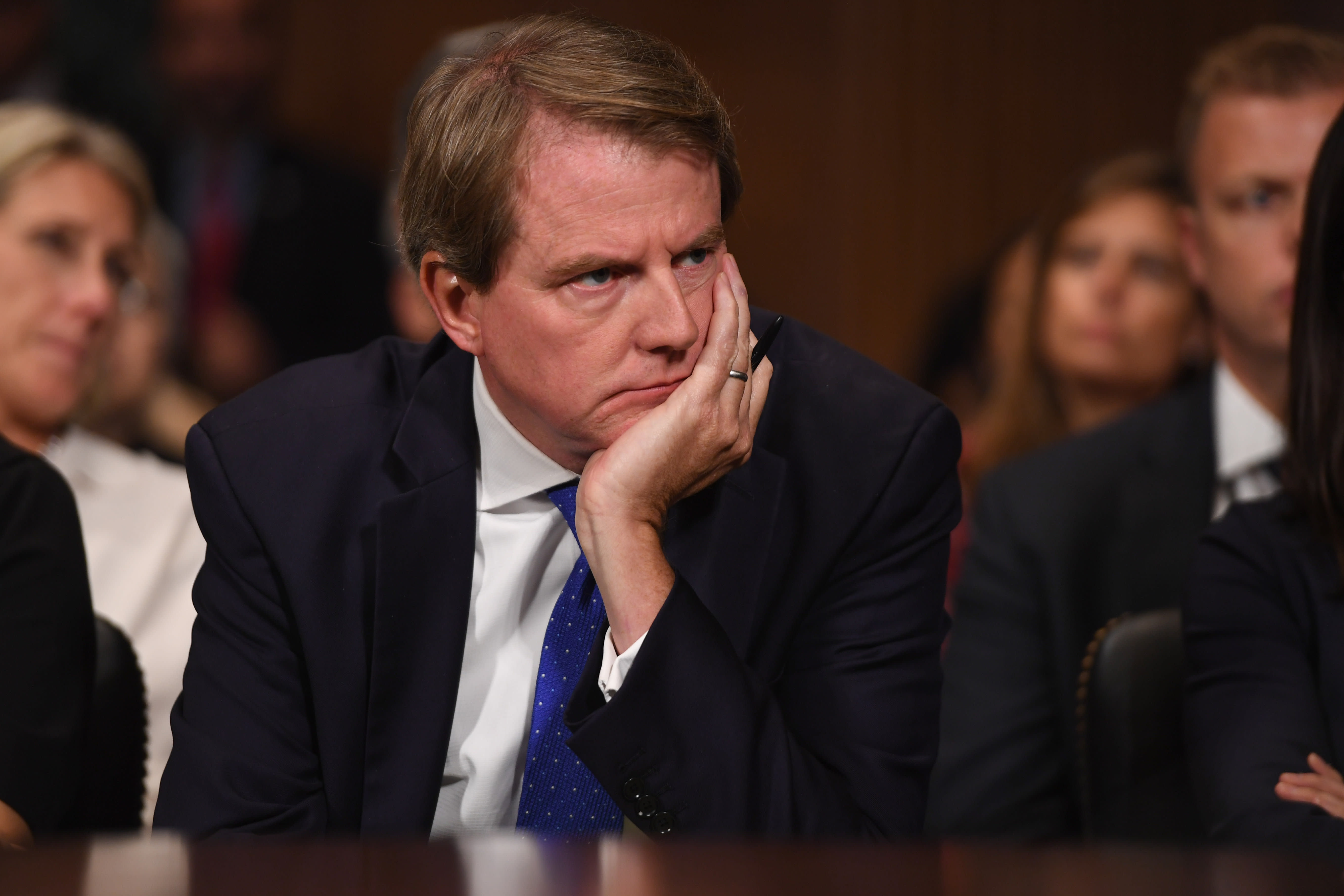 Trump directs former White House counsel Don McGahn not to testify after Democrats issue subpoena