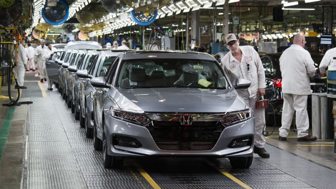 Japanese automakers tout all-time high US job creation