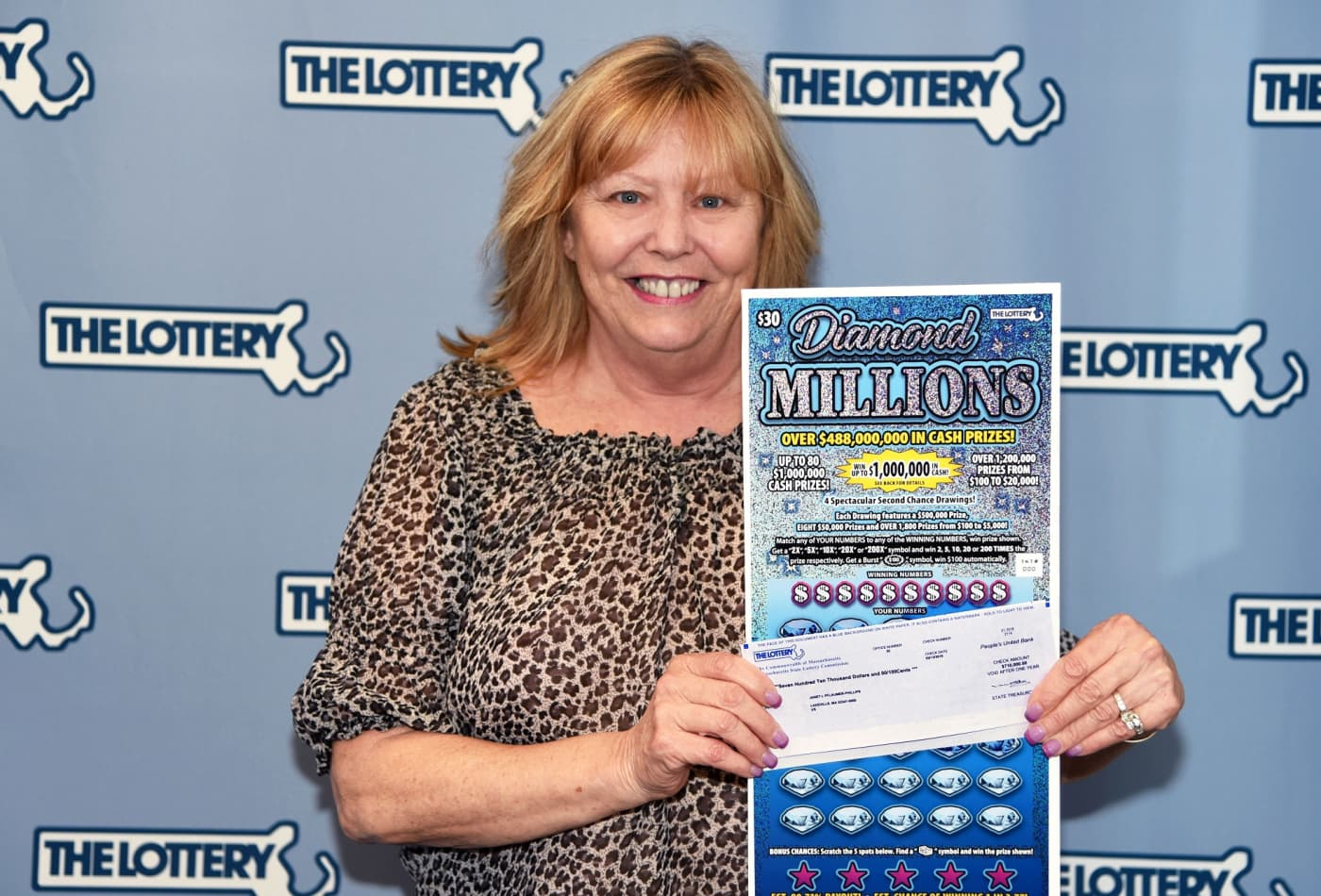 Harvard Prof On Odds Of Winning Multiple Lotteries Like These People