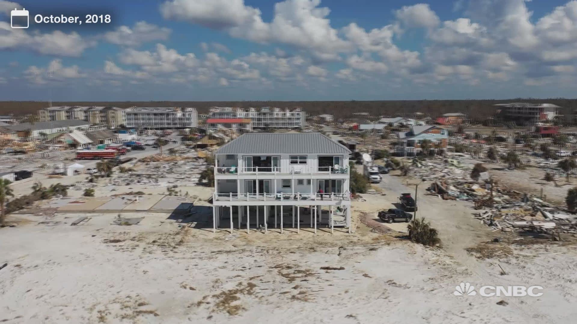Rising Risks: The quest to build hurricane-proof homes on hurricane proof house designs, home interior design, safe room design,