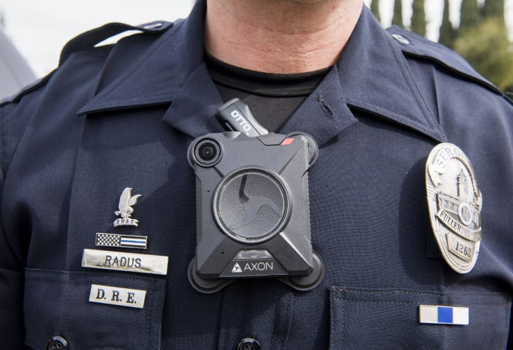 California Senate considers ban on facial recognition software for police body cams