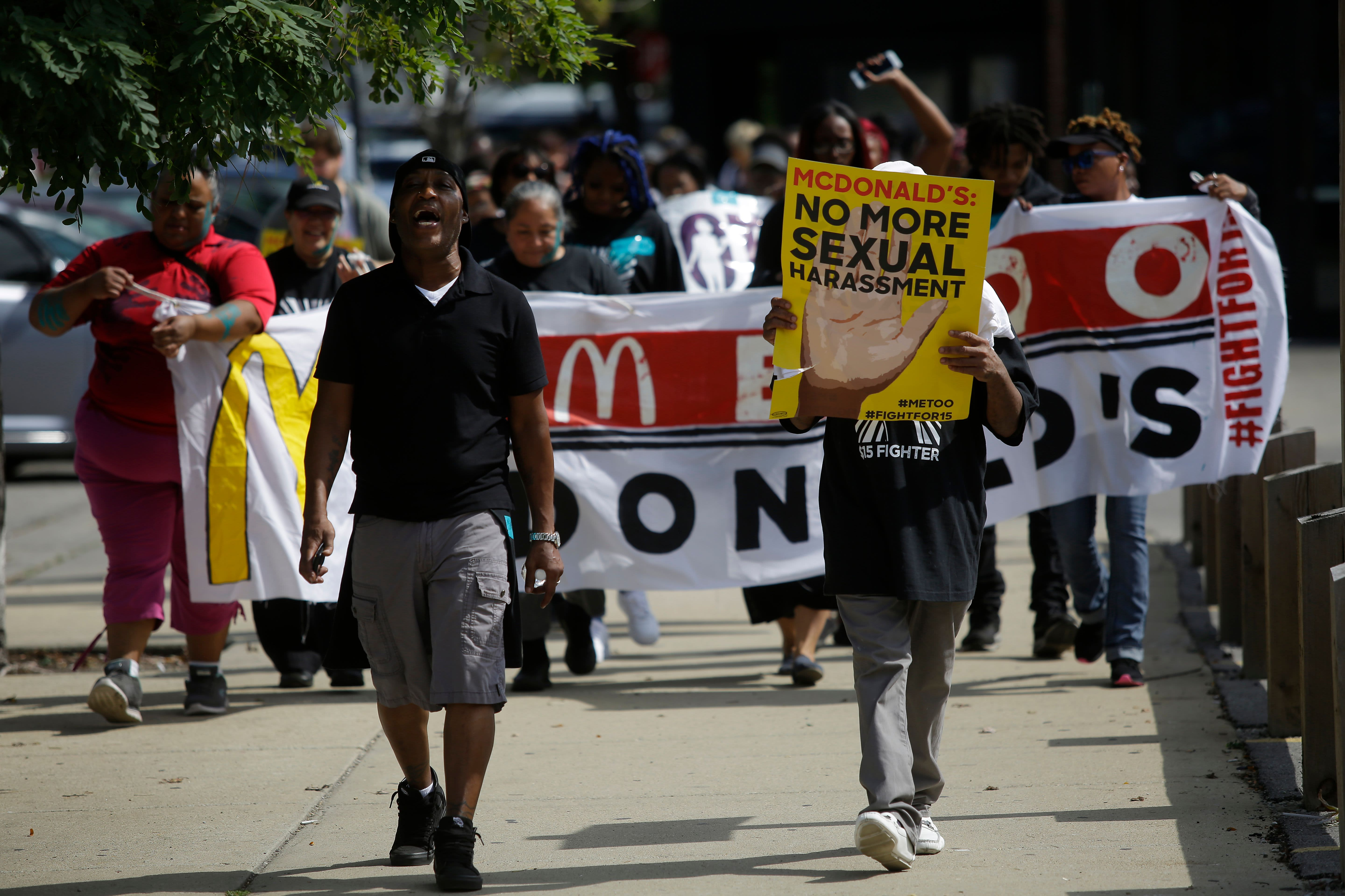 McDonald's faces new complaints related to handling of sexual