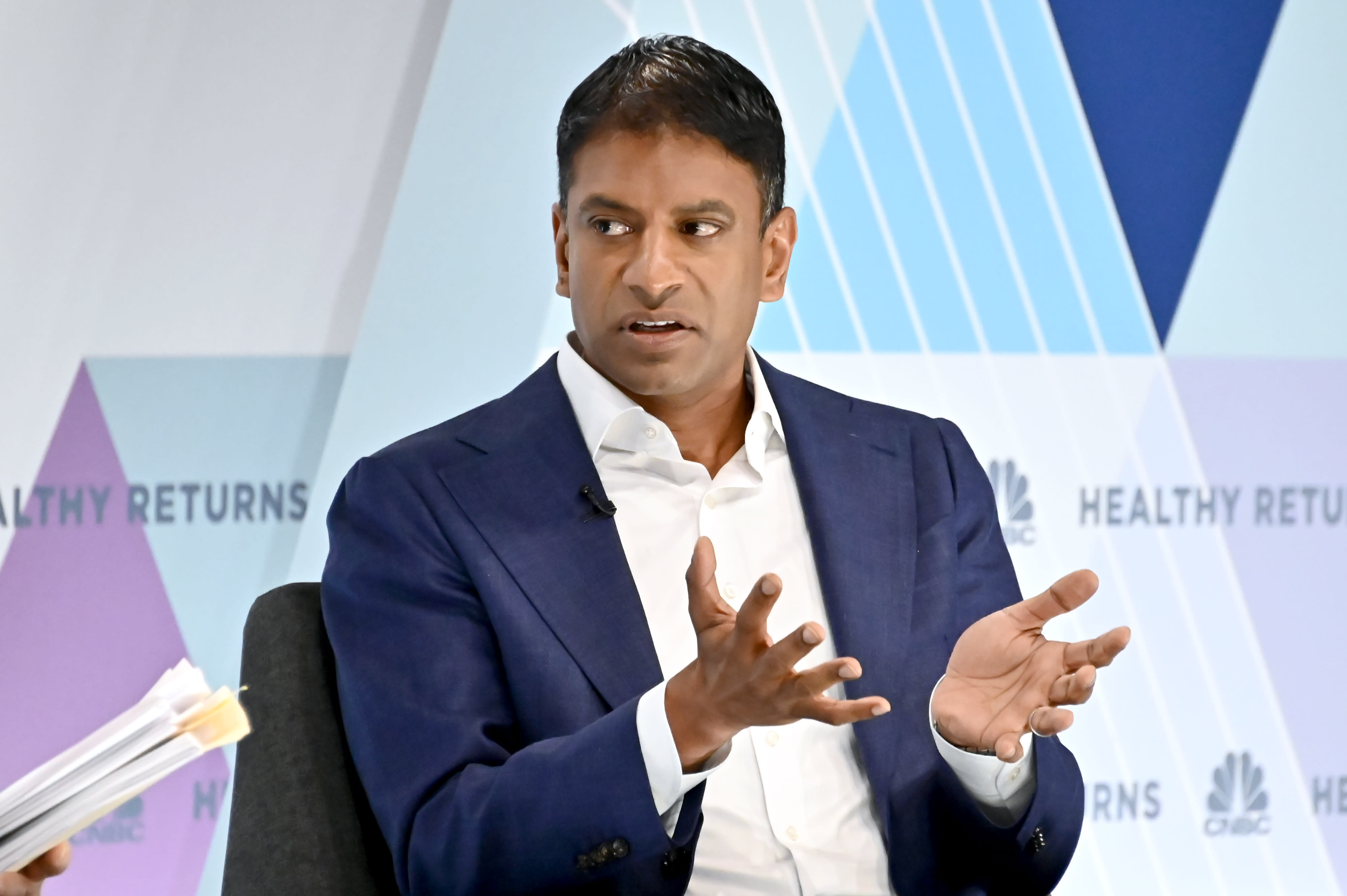Novartis CEO says Covid-related doctor visit delays likely impacting cancer diagnosis rates
