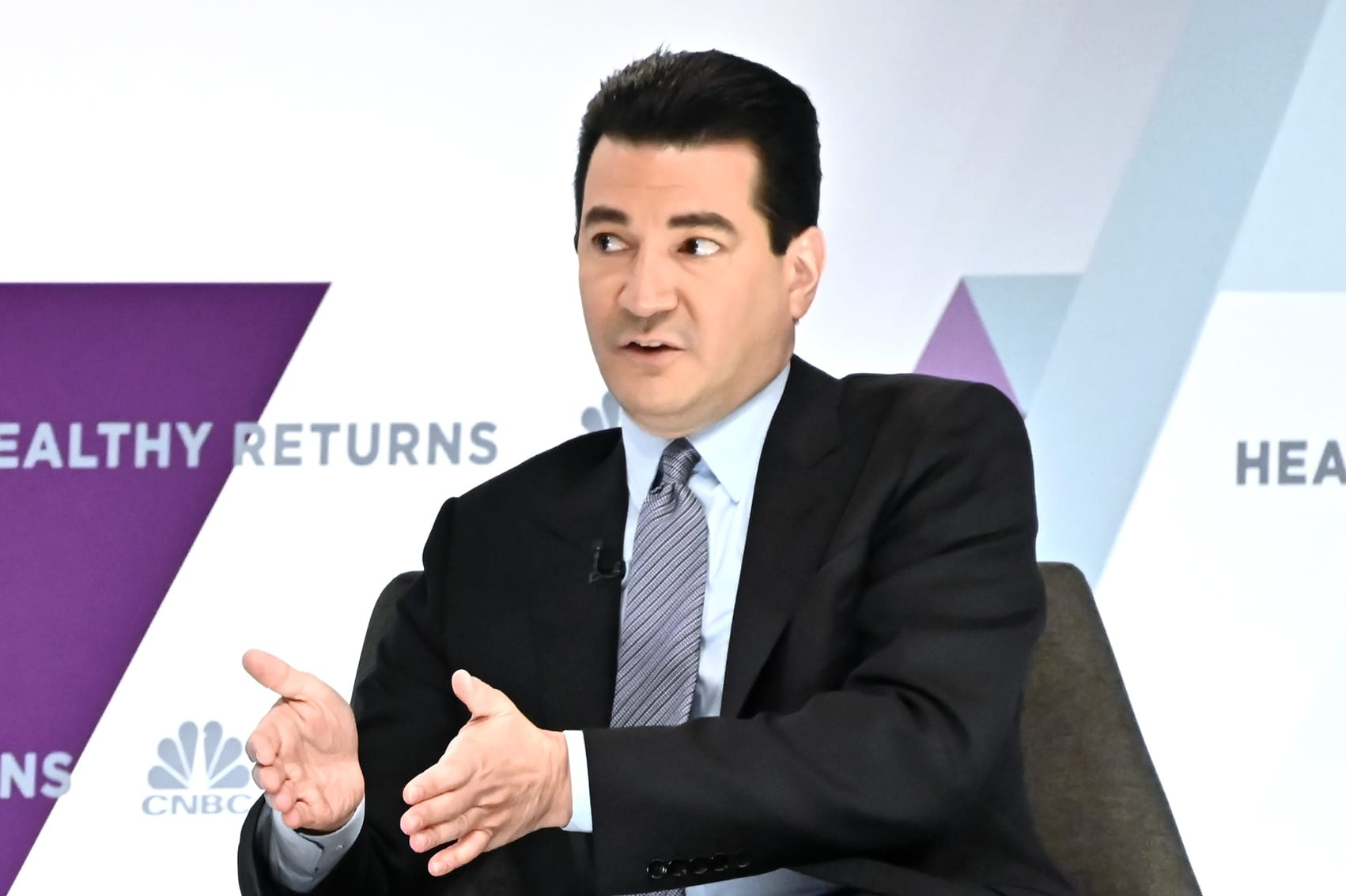 Some portion of the U.S. population will get booster shots, Dr. Scott Gottlieb says