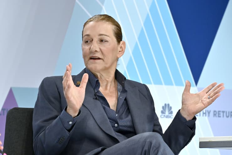 CNBC: 2019 Healthy Returns: Martine Rothblatt, Founder and CEO, United Therapeutics 190521-004