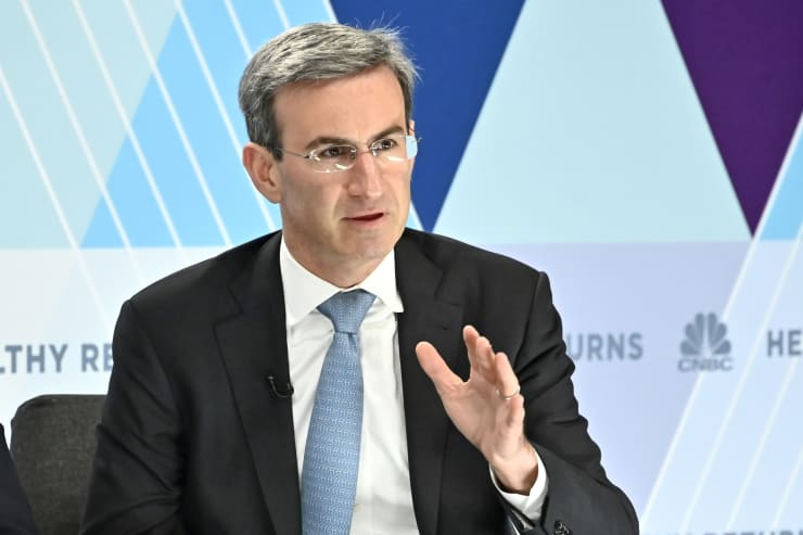 CNBC: 2019 Healthy Returns: Peter Orszag, CEO of Financial Advisory Lazard Ltd 190521-001