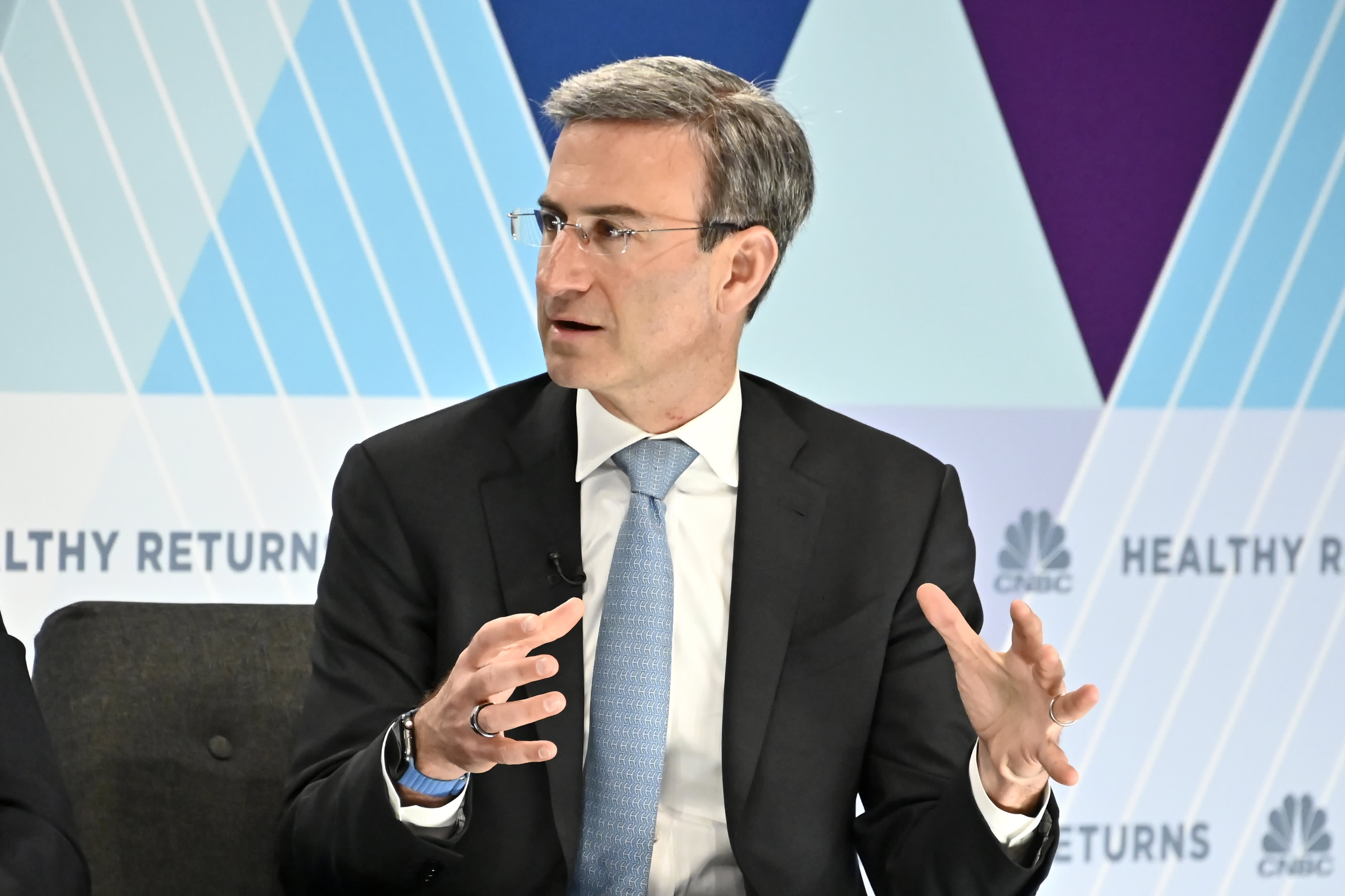 Peter Orszag, CEO of Financial Advisory at Lazard Ltd., speaking at the CNBC Healthy Returns conference in New York on May 21, 2019.