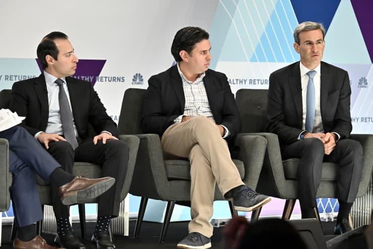 CNBC: 2019 Healthy Returns: Ali Satvat, Jorge Conde, Peter Orszag panel 190521