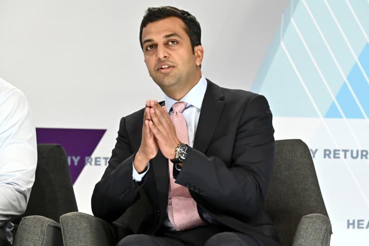 CNBC: 2019 Healthy Returns: CRISPR panel - Dr. Samarth Kulkarni, CEO, CRISPR Therapeutics 190521-002
