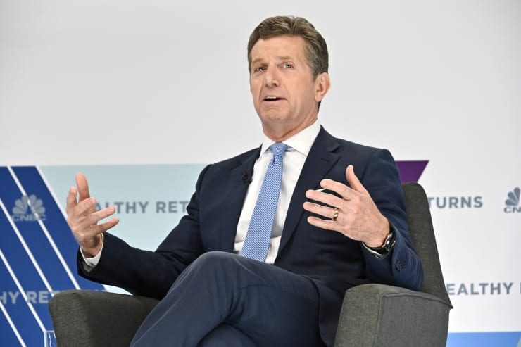 CNBC: Healthy Returns: Alex Gorsky CEO Johnson & Johnson 190521-002