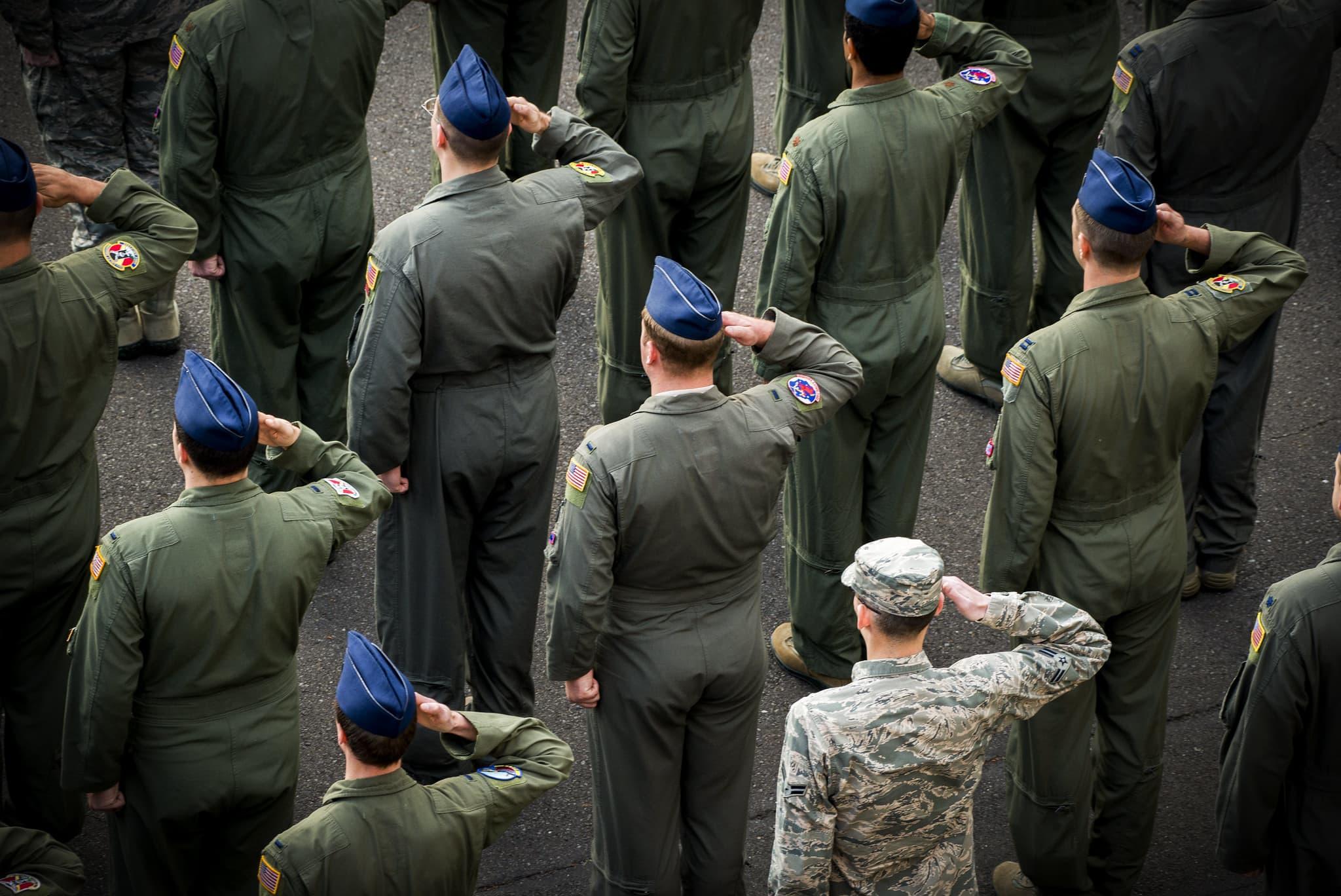 Trump taps new Air Force secretary