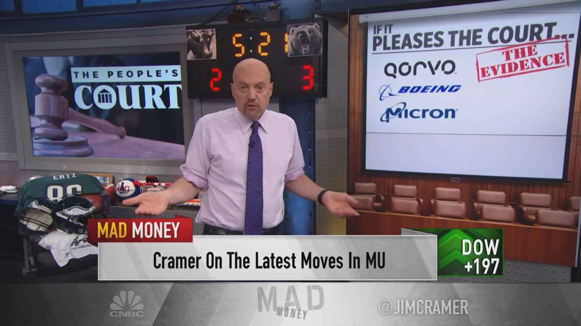 Cramer: Stay away from this 'forbidden city of stocks'