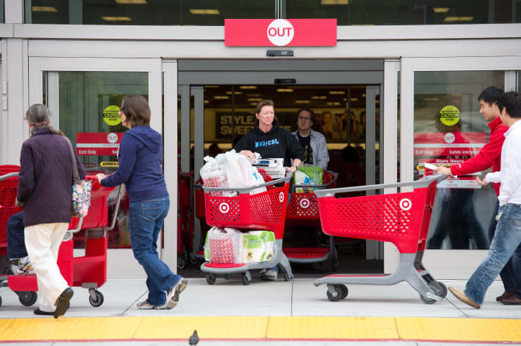 GP: Target Corp Announce Q2 earnings