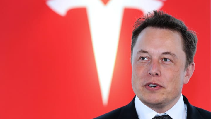Elon Musk emailed Tesla employees to push them to hit aggressive second-quarter goals