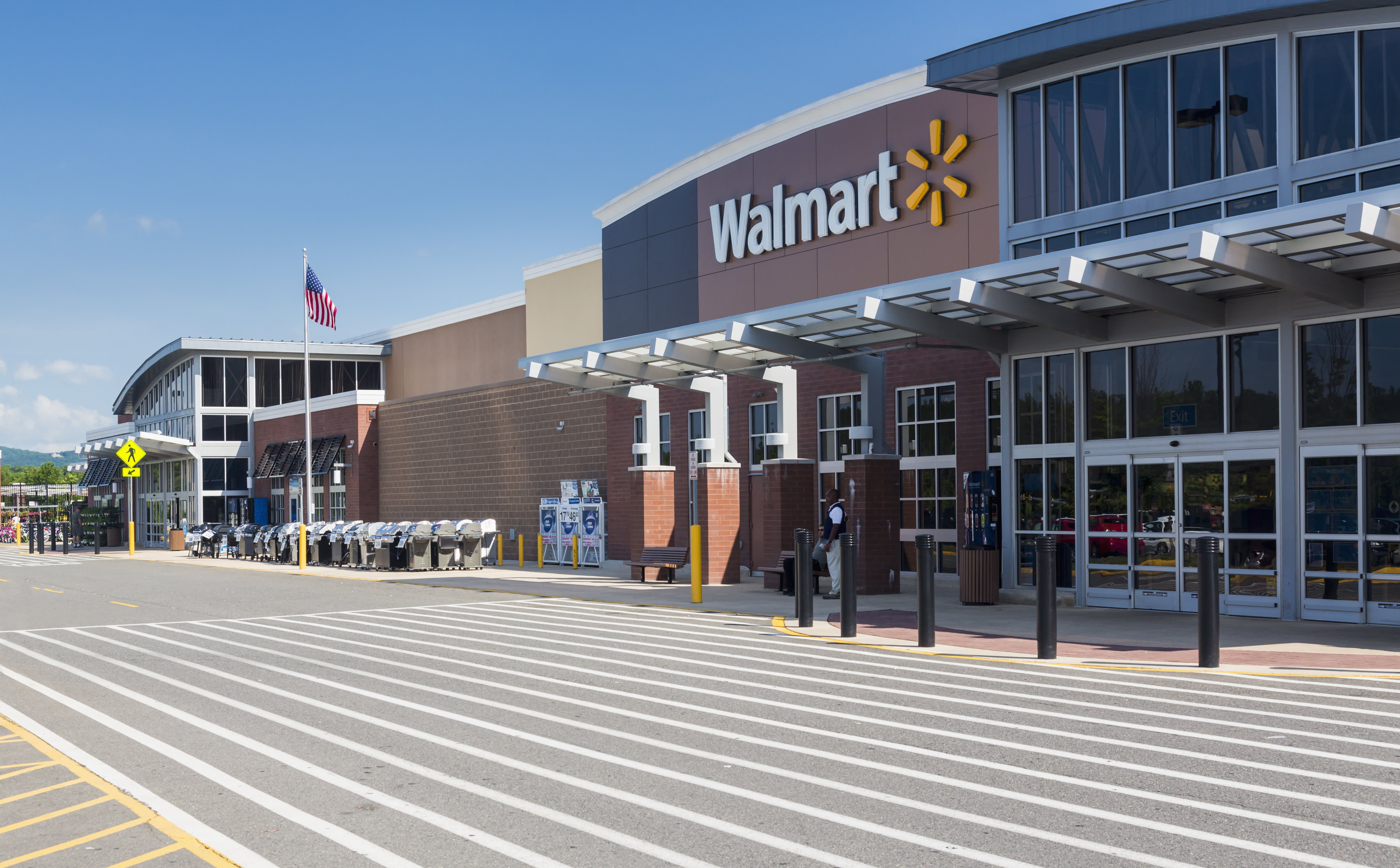 Treasury Secretary Steven Mnuchin spoke with Walmart's CFO about sourcing products away from China
