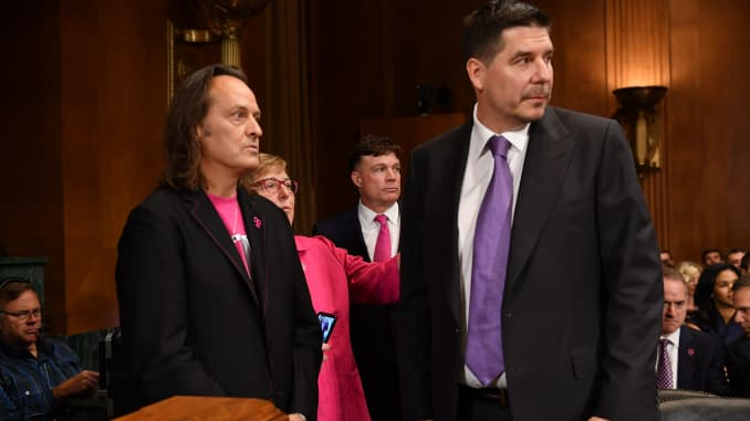 GP: T-Mobile Sprint merger Congressional hearing 180627