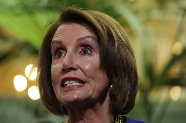 GP: House Speaker Nancy Pelosi Meets With House Democrats Over Growing Calls For Impeachment