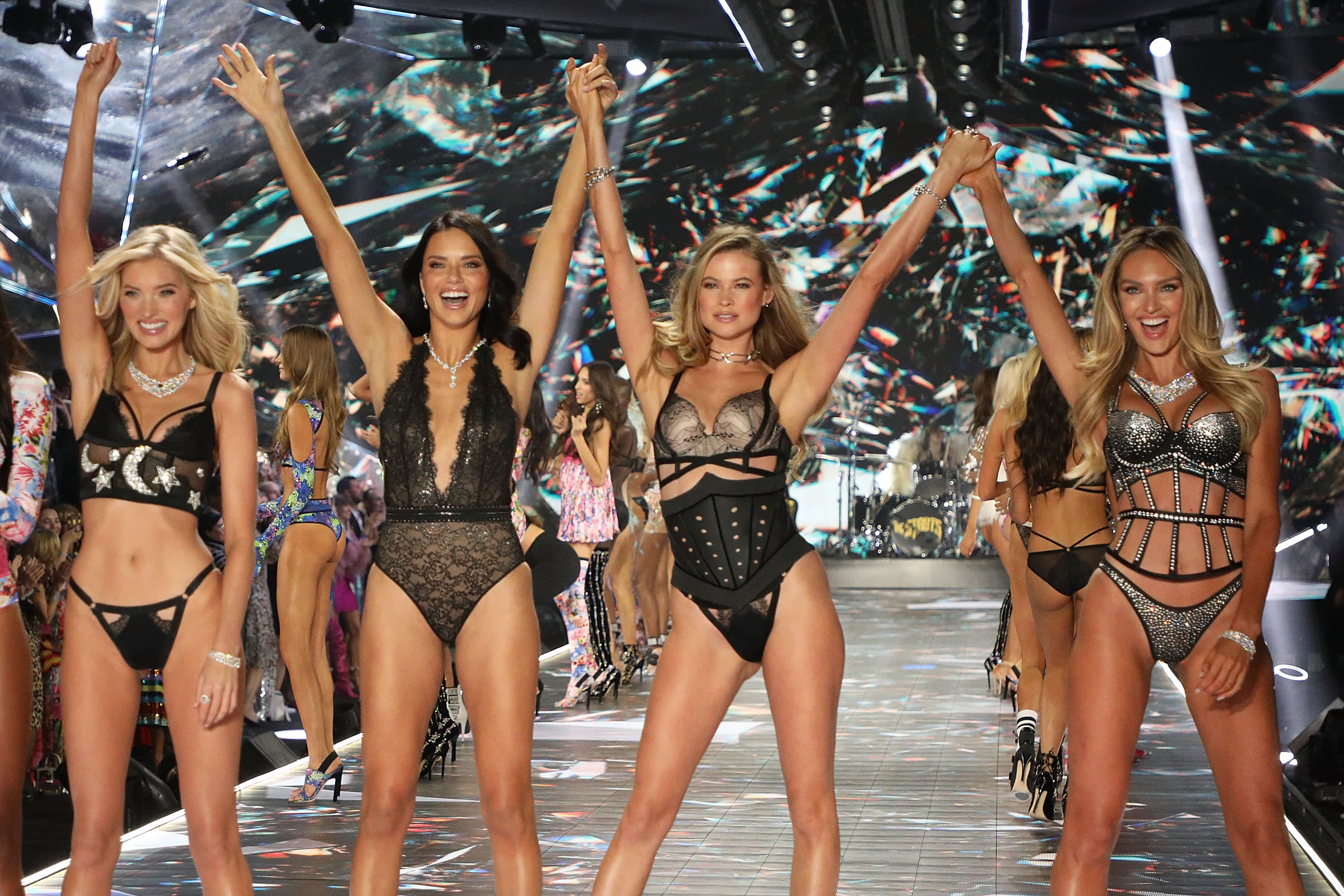 Shares of Victoria's Secret-owner L Brands spike nearly 11% after beating earnings expectations