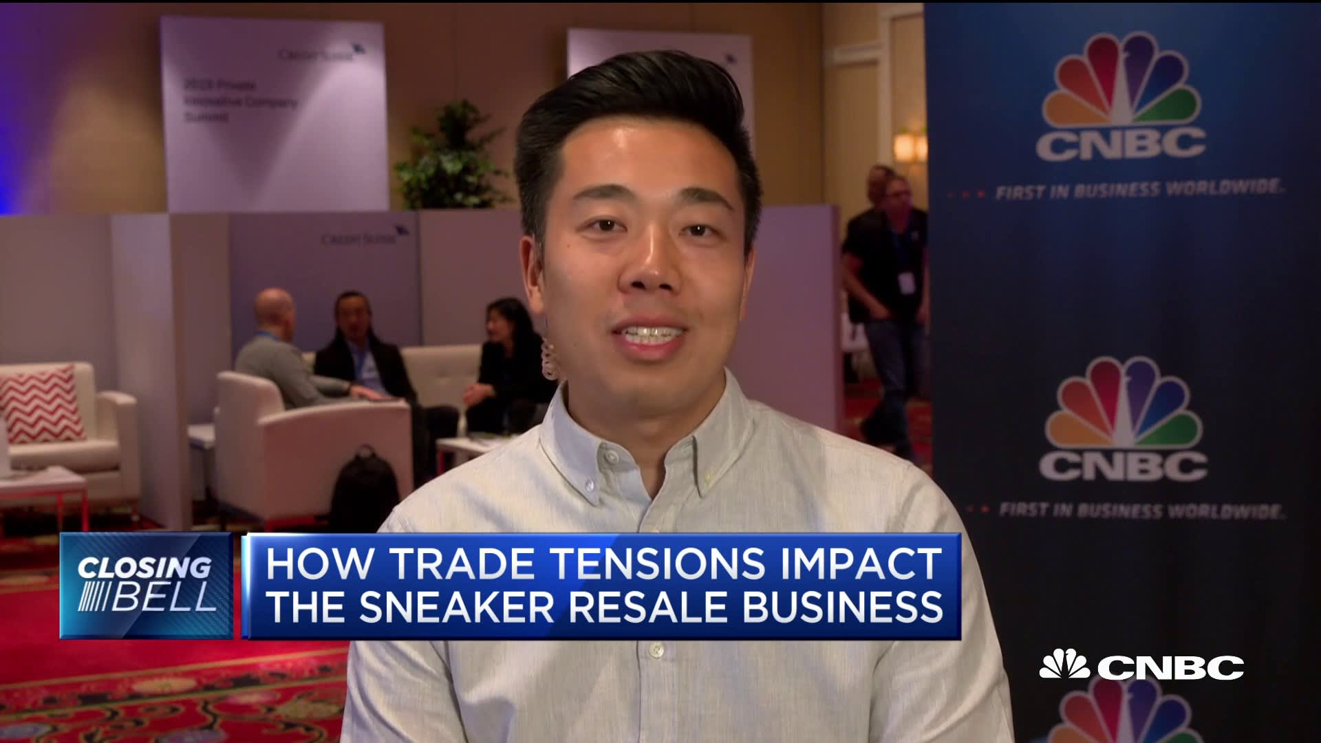 Goat CEO Eddy Lu on impact of tariffs