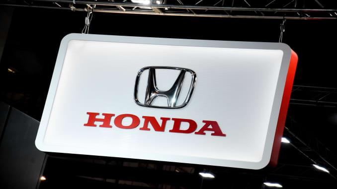 Honda recalls 118,000 SUVs in the US for sudden air bag
