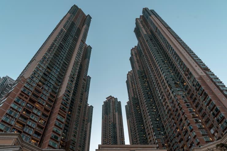 GP: hong Kong Residential buildings 190523
