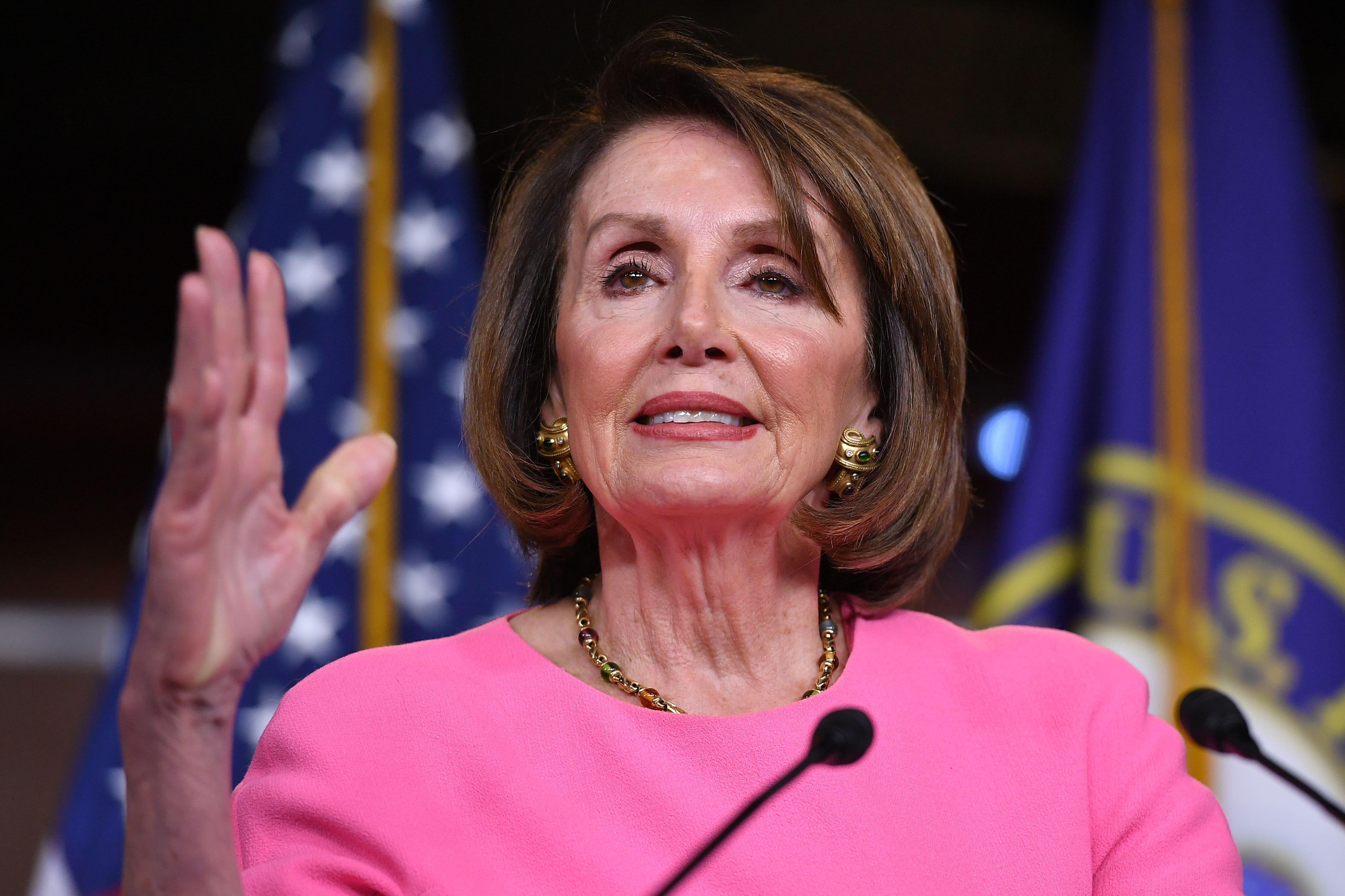 Pelosi: Fake video shows Facebook were 'willing enablers' of Russian election interference