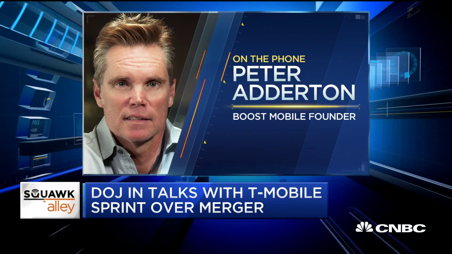 Boost Mobile founder says he'd buy unit back if the Sprint-T-Mobile tie-up gave him good wholesale deal