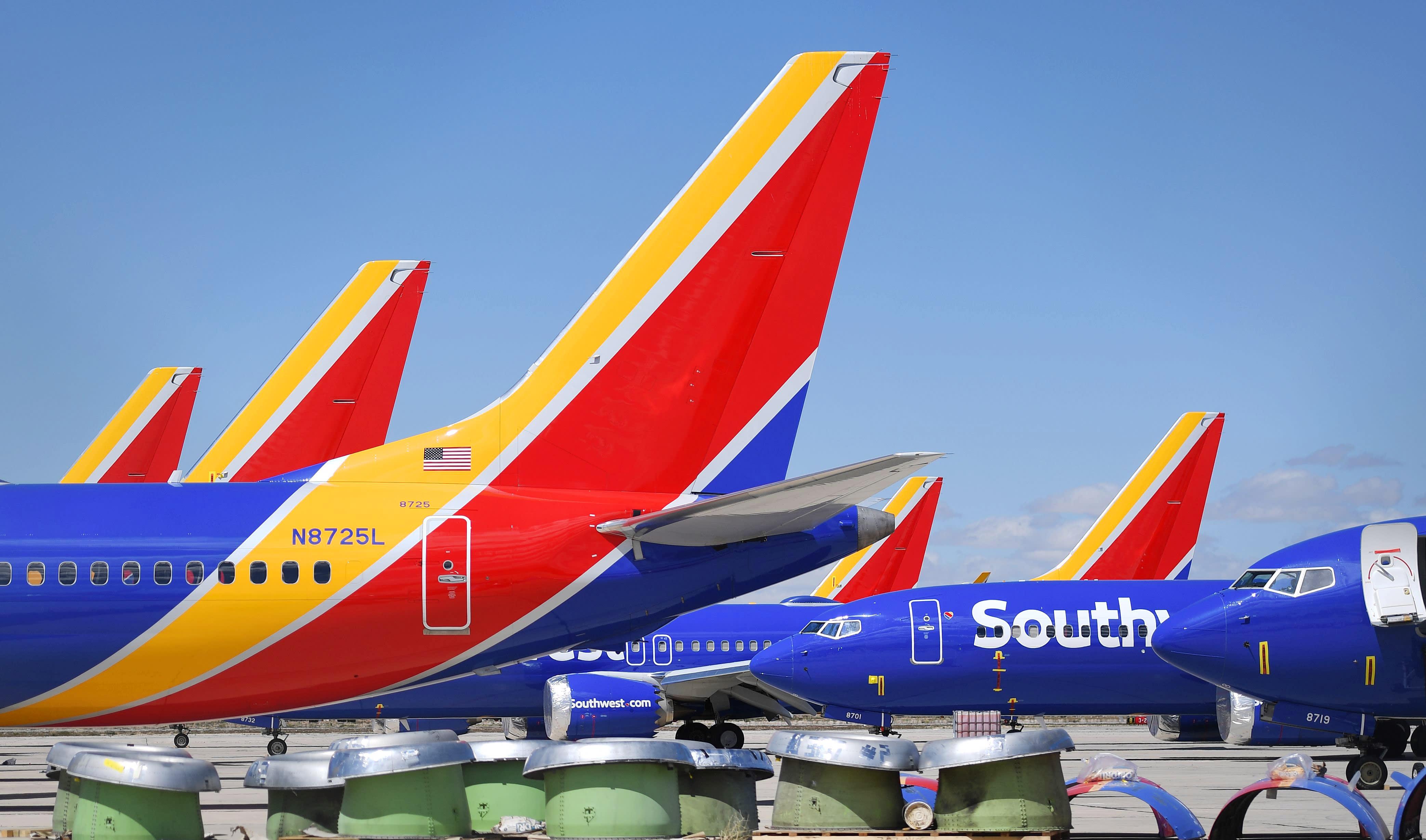 Southwest, Macy's, JPMorgan, Novavax, Carnival and more