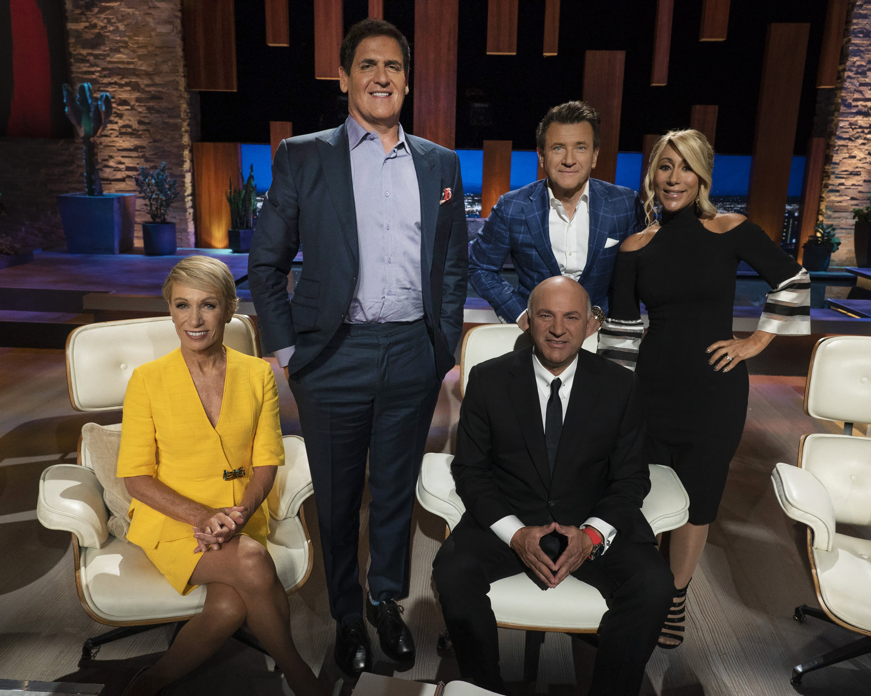 Mark Cuban: This is what it's like behind the scenes at 'Shark Tank'
