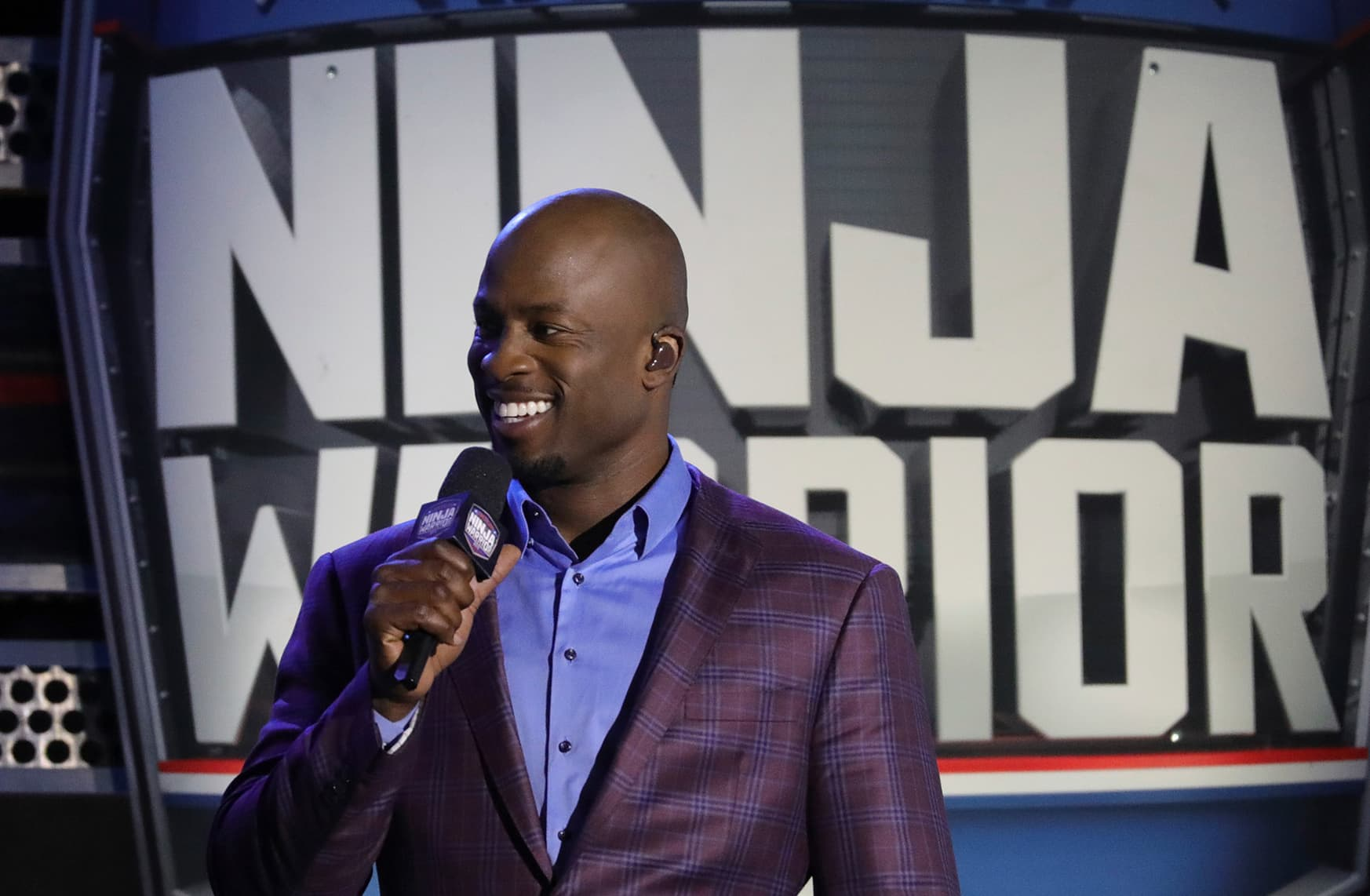 'American Ninja Warrior' host Akbar Gbajabiamila reveals his winning financial game plan
