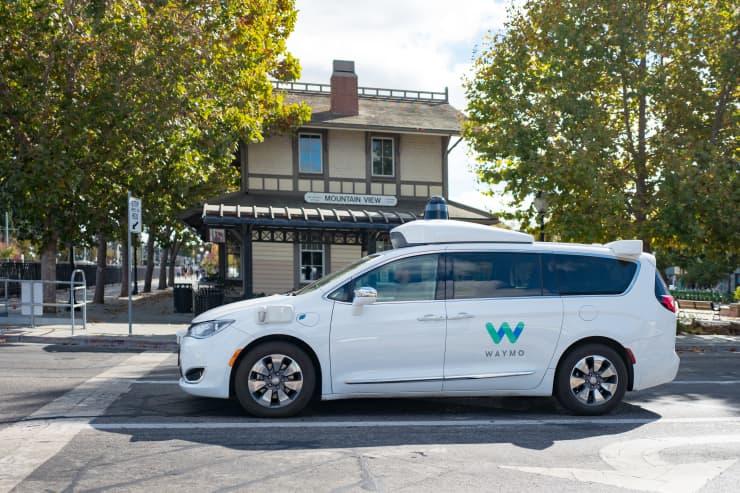 GP: Waymo Self Driving Car LIDAR