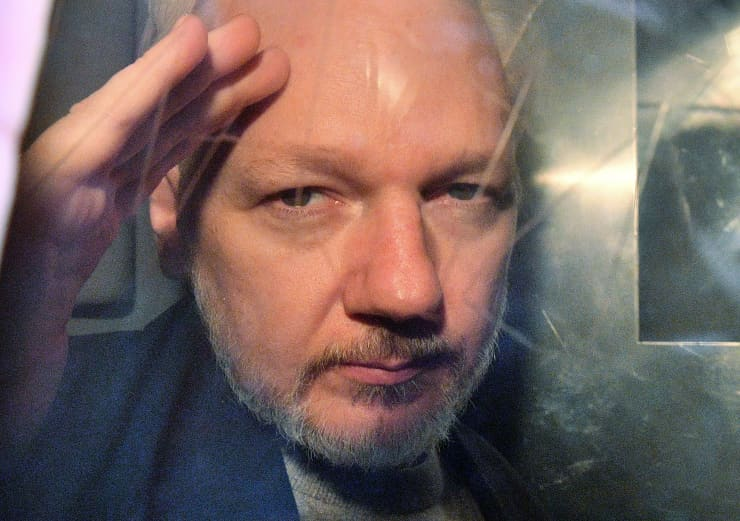 GP: Julian Assange 190501