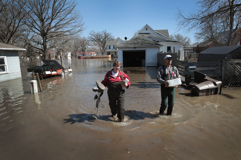 Senate passes $19 billion disaster relief bill that excludes Trump's border funding