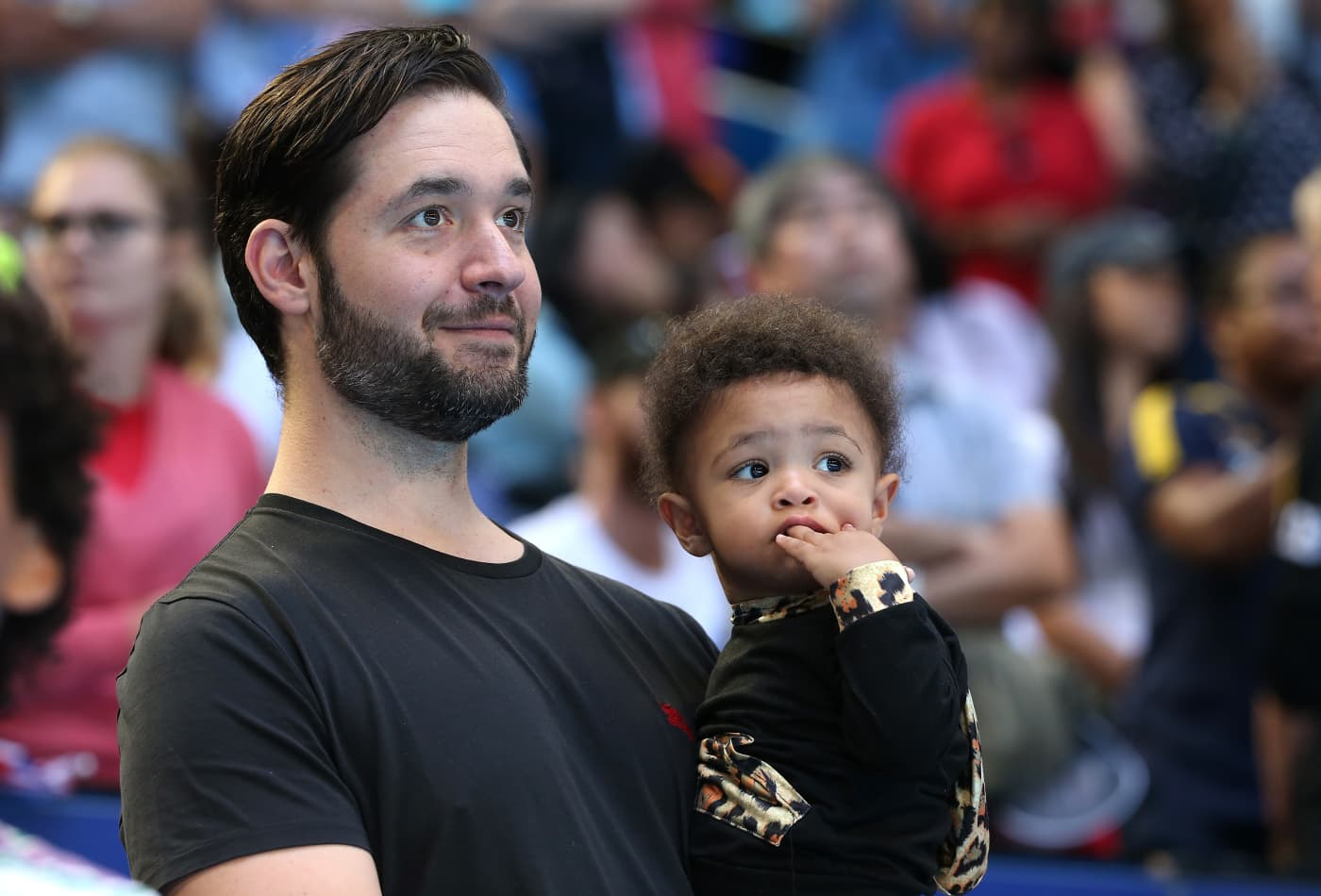 Reddit co-founder Alexis Ohanian on glorifying being overworked