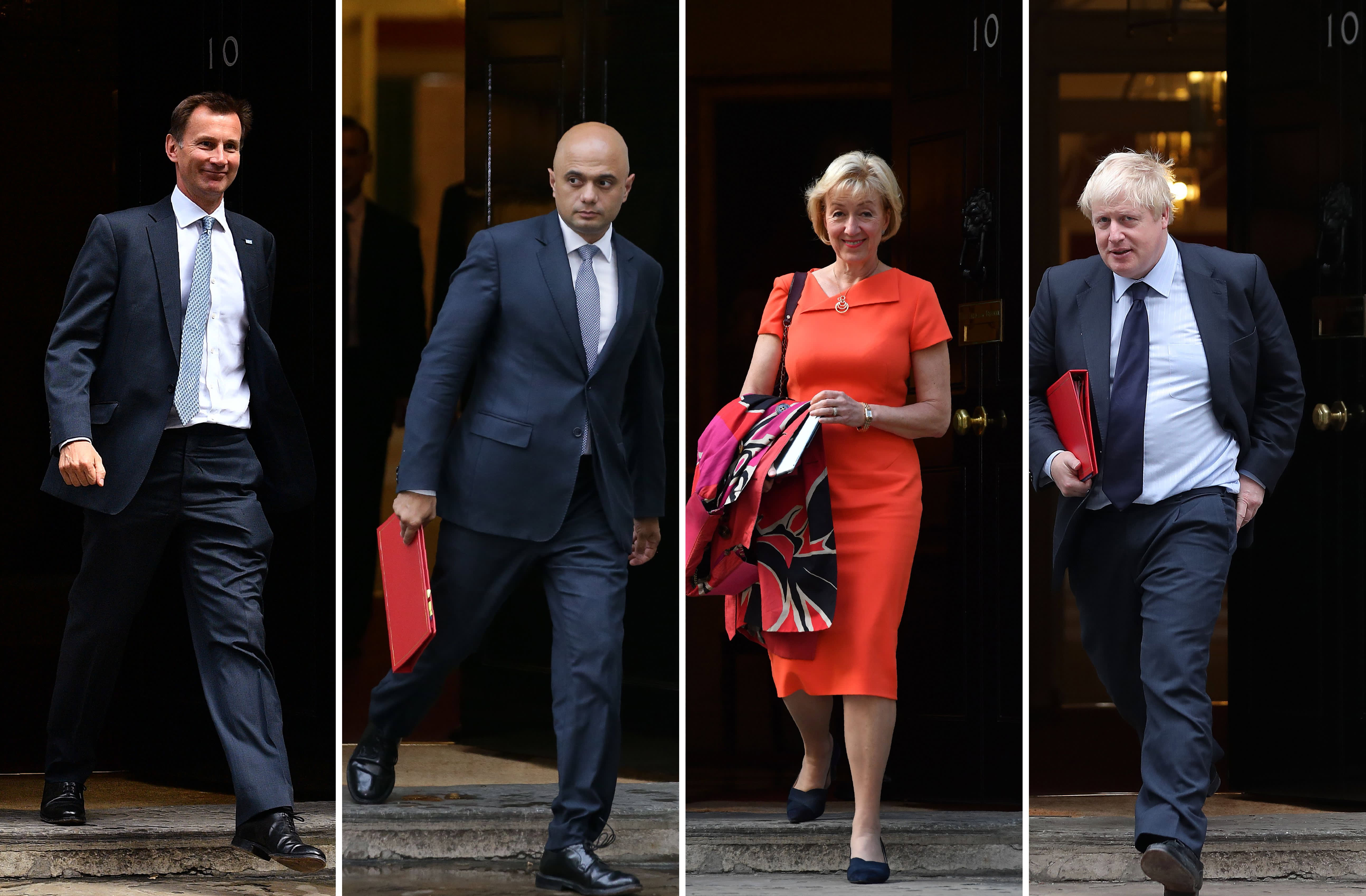 Here are the top contenders looking to become Britain's next prime minister