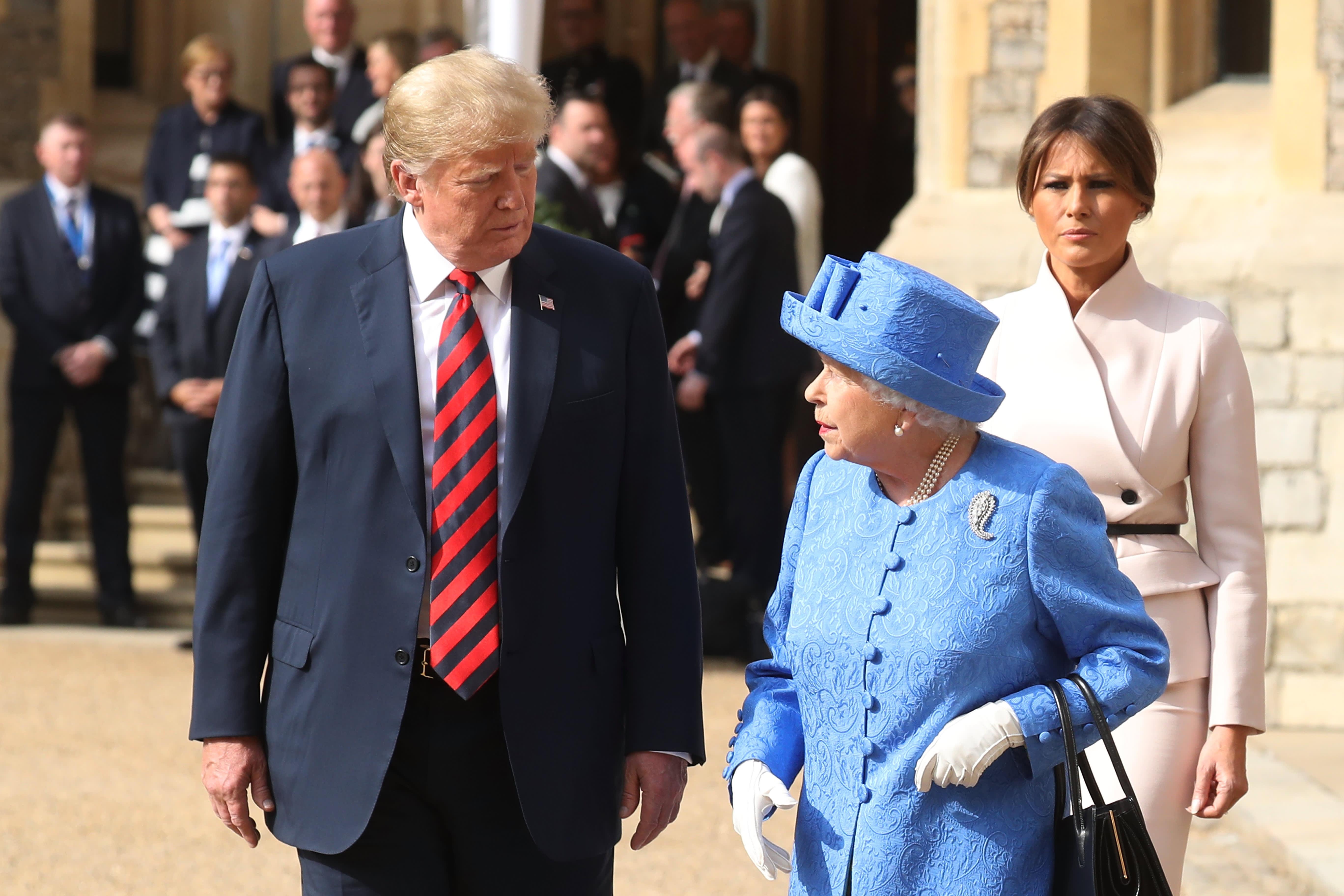 Präsident England