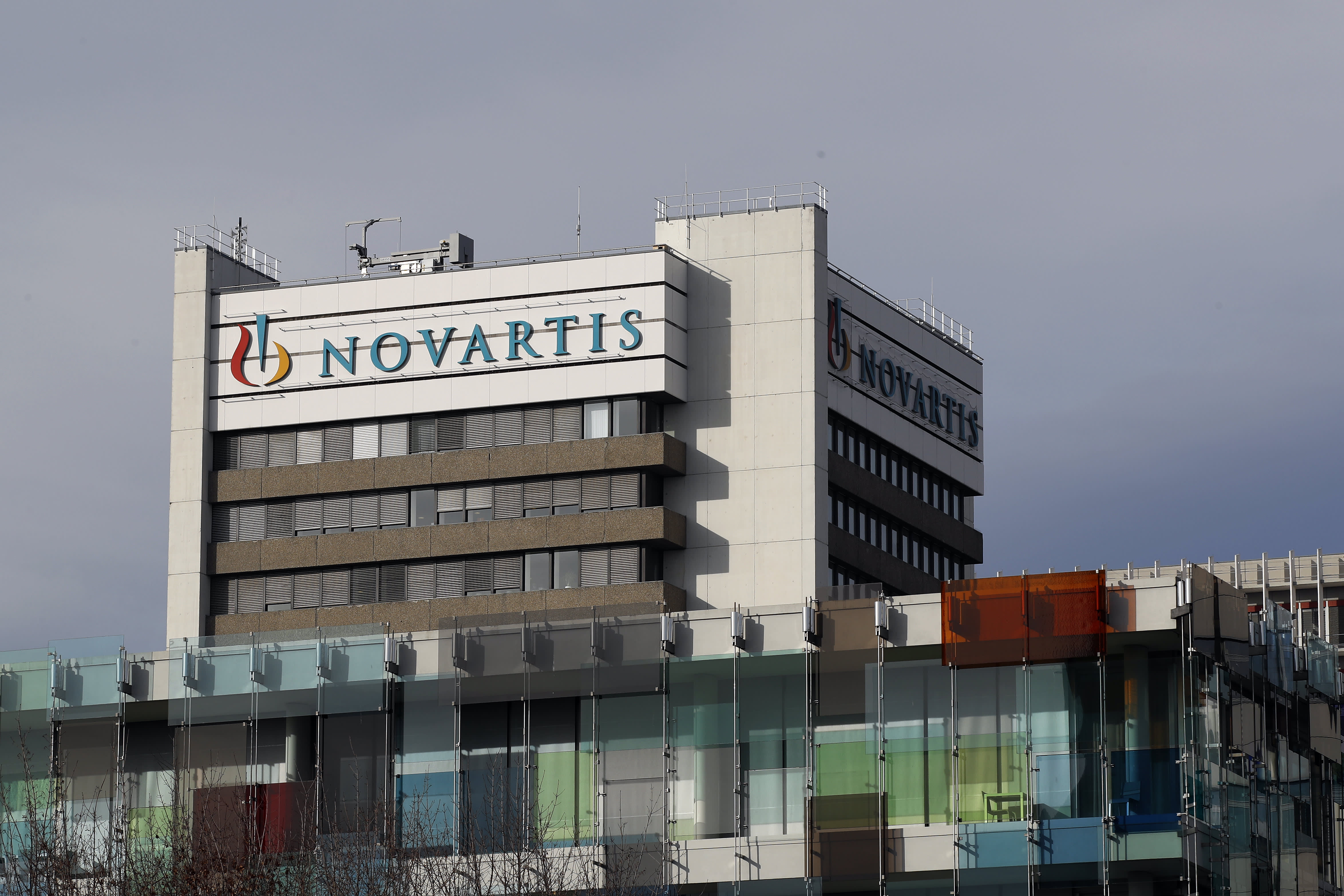 Novartis CEO says it's too soon to know whether malaria drugs can work