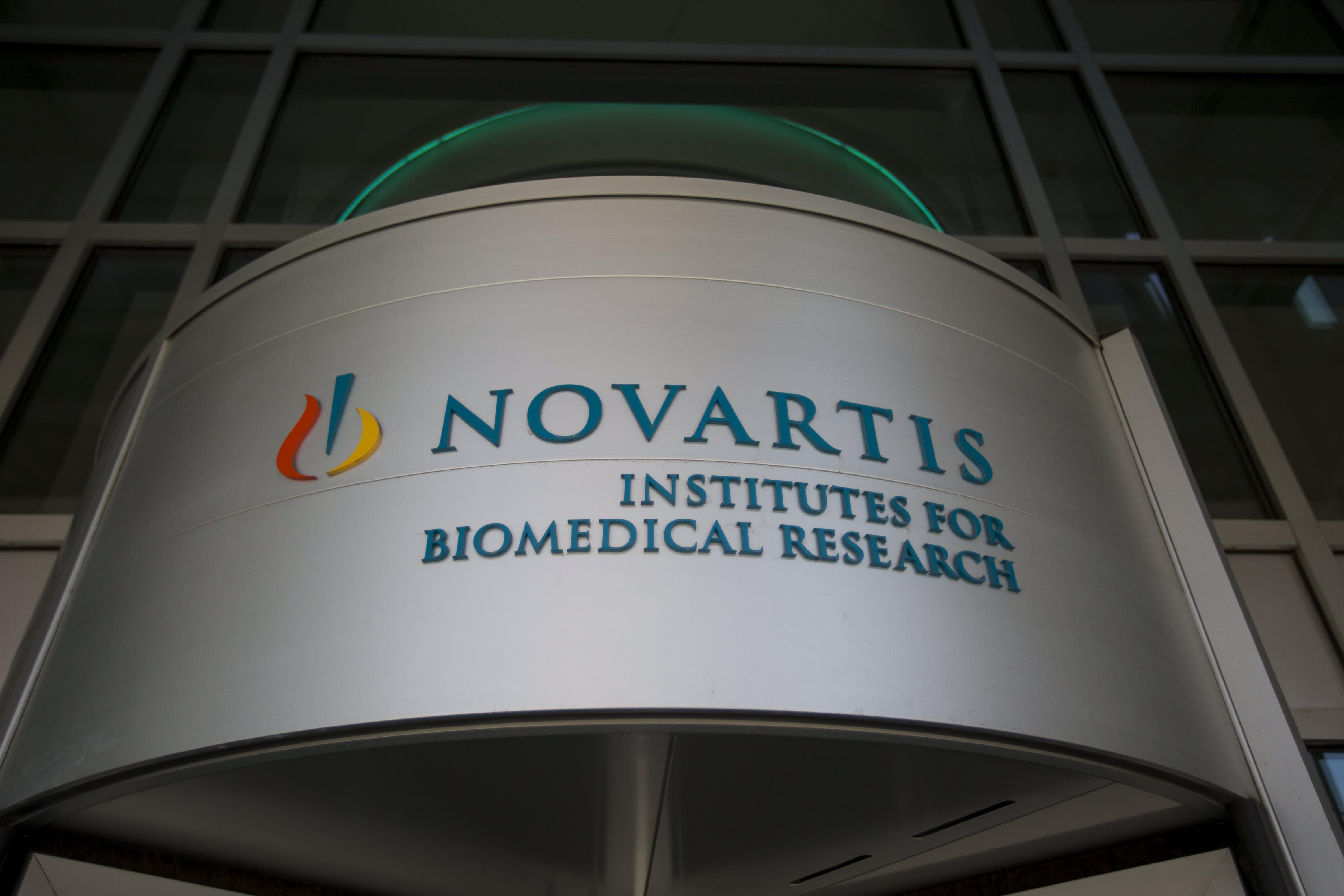 Novartis raises 2019 guidance, helped by Sandoz generics unit