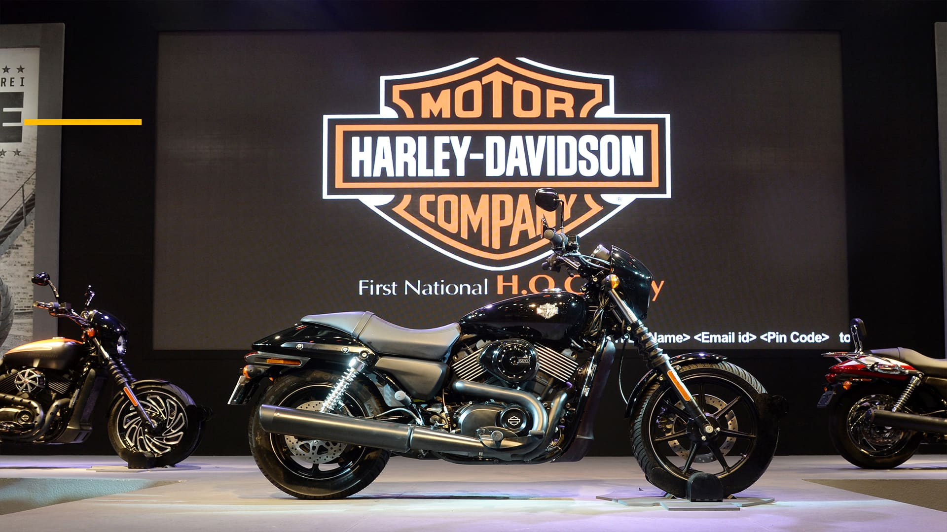 Struggling legend Harley-Davidson fights for a slice of India's massive  motorcycle market