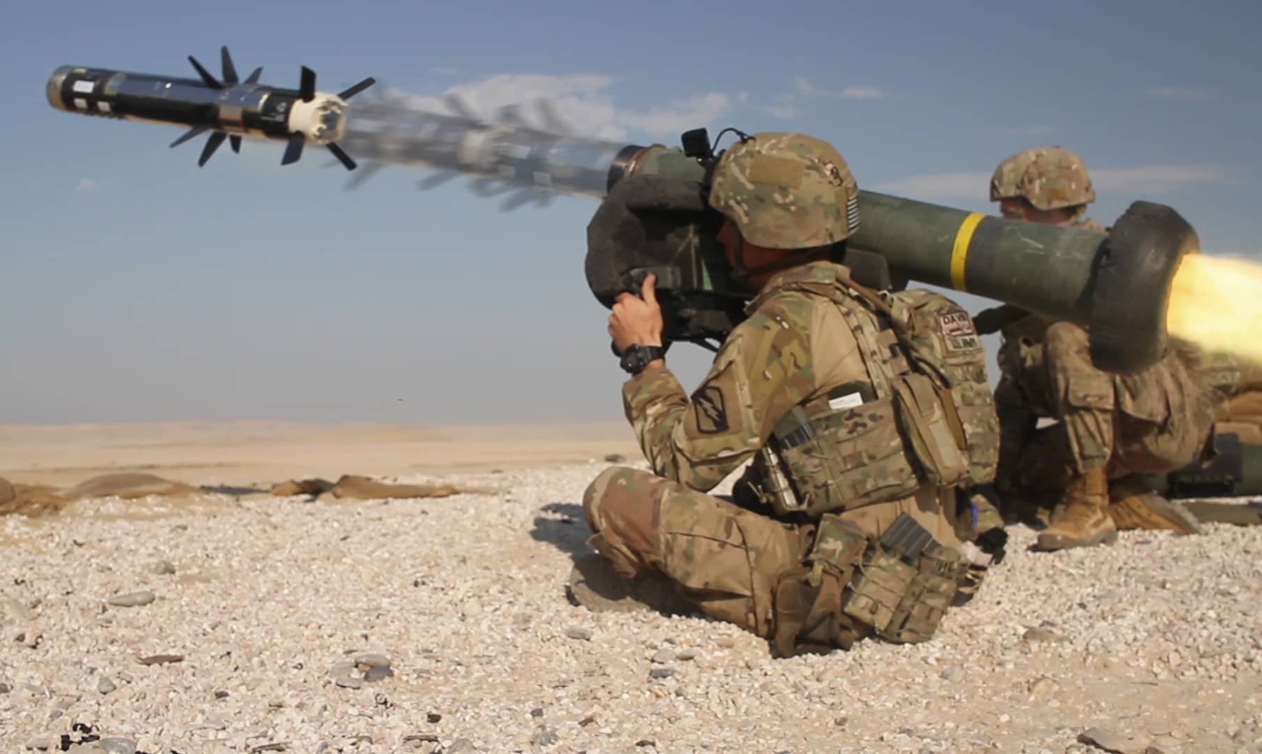 State Department approves possible $39 million Javelin missile sale to Ukraine amid Trump impeachment probe